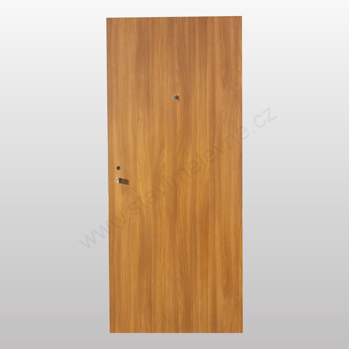 Vchodové dveře do bytu levně