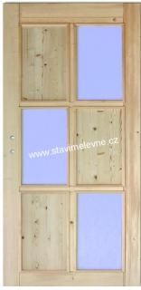 Interiérové dveře skladem